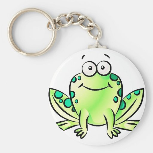 F.R.O.G.I.E. FULLY RELY ON GOD IN EVERYTHING KEYCHAINS