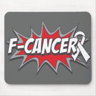 F-Retinoblastoma Cancer Mouse Pad