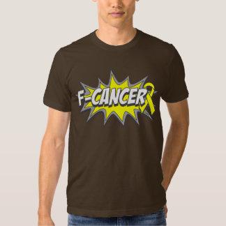 F-Sarcoma Cancer Tshirts
