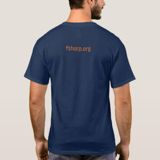 F# Software Foundation, Mens T-Shirt