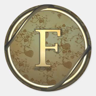 f stickers