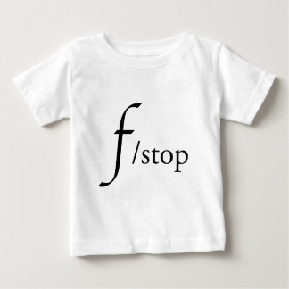 f/stop baby T-Shirt