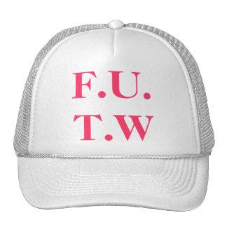 F.U.T.W. Trucker Hat