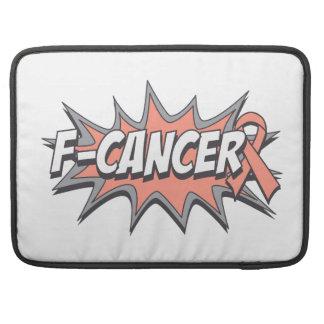 F-Uterine Cancer Sleeves For MacBooks