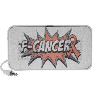 F-Uterine Cancer Portable Speaker