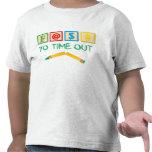 F@$# Yo Time Out Shirts