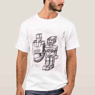 F you Robot T-Shirt