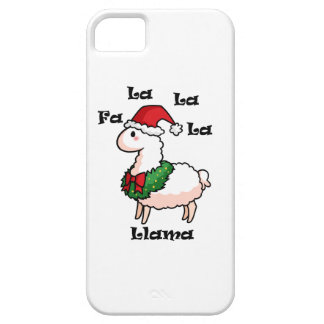 Fa La La La Llama Case For The iPhone 5