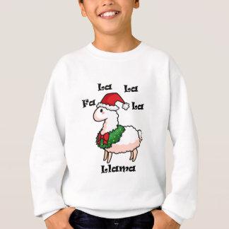 Fa La La La Llama Sweatshirt