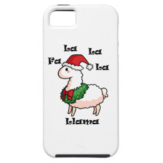 Fa La La La Llama Tough iPhone 5 Case