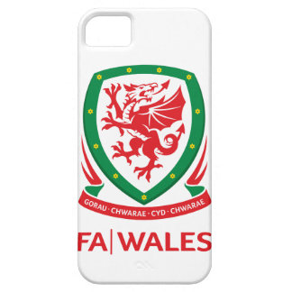 FA Wales iPhone 5 Cover