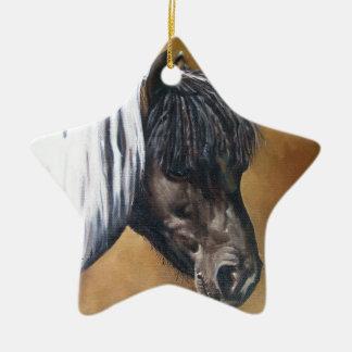 FAA-AfroPony Christmas Ornament