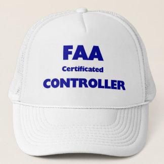 FAA Certificated Controller Trucker Hat