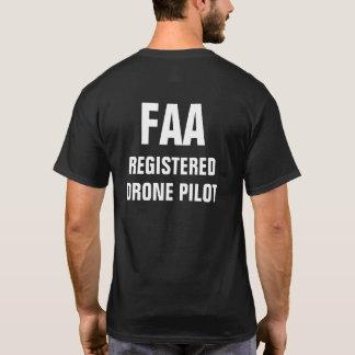 FAA Registered Drone Pilot Shirt