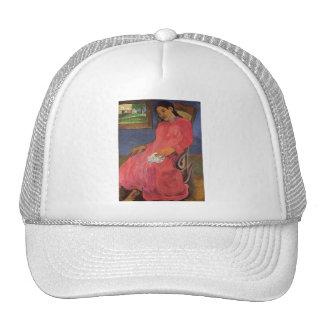 'Faaturuma (Melancholy)' - Paul Gauguin Hat