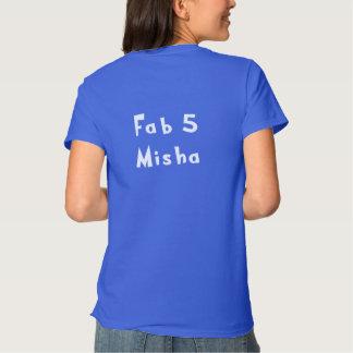 Fab5 Misha Tshirts