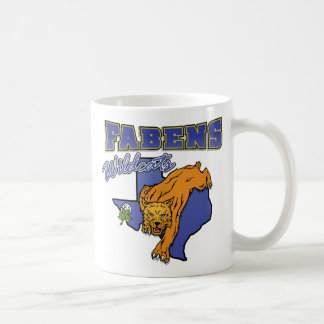 Fabens Wildcats Mug