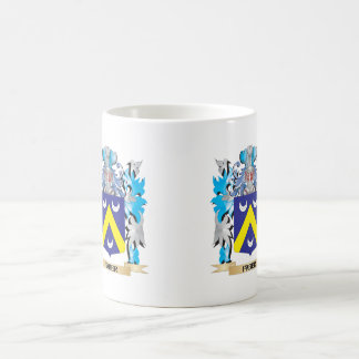 Faber Coat of Arms - Family Crest Mug