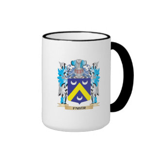 Faber Coat of Arms - Family Crest Coffee Mug