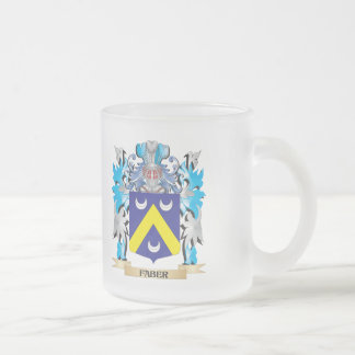 Faber Coat of Arms - Family Crest Mugs