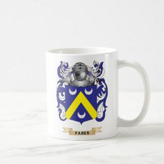 Faber Coat of Arms Coffee Mug