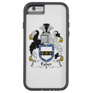 Faber Family Crest iPhone 6 Case