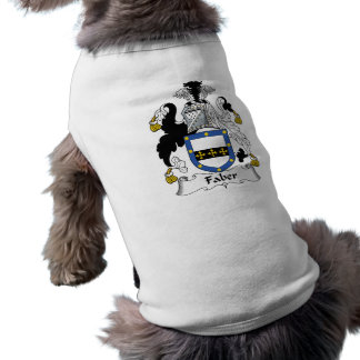 Faber Family Crest Pet Clothing
