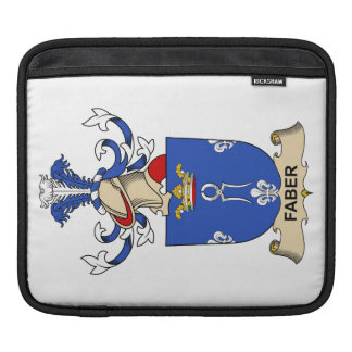 Faber Family Crest Sleeve For iPads