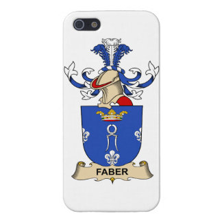 Faber Family Crest Cases For iPhone 5