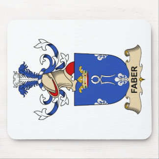 Faber Family Crest Mousepads