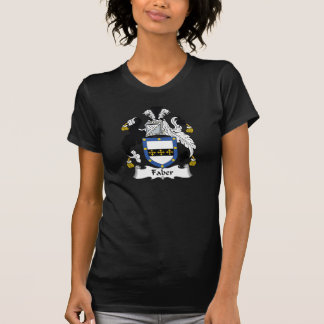 Faber Family Crest T Shirt