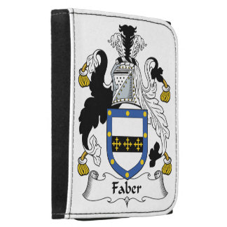 Faber Family Crest Leather Wallets