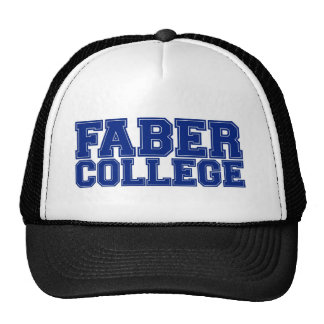 Faber Knowledge Is Good hat