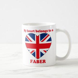 Faber Mug