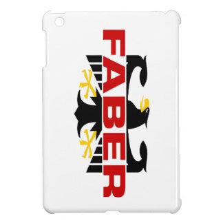 Faber Surname Case For The iPad Mini