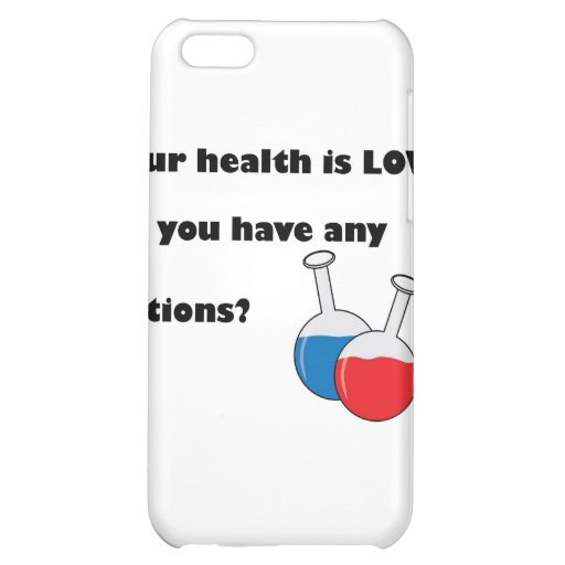 Fable-Health is Low iPhone 5C Cover