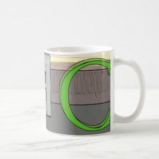 fabled c coffee mug