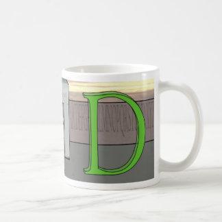 fabled d coffee mug
