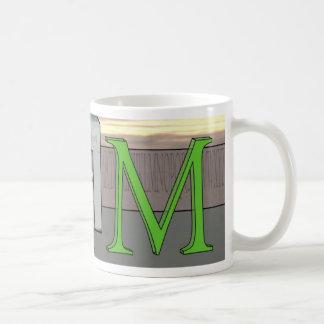 fabled m coffee mug