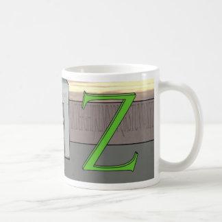 fabled z coffee mug