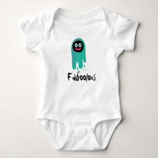Faboolous (Fabulous halloween baby bodysuit