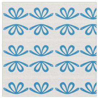 Fabric, bow print fabric
