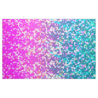 Fabric Glitter Graphic