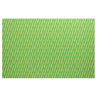 Fabric, lime stripe fabric