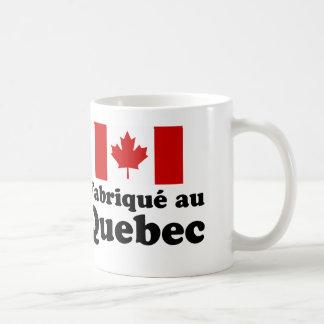 Fabrique au Quebec Coffee Mug