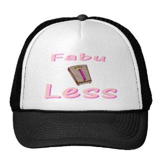Fabu-less Cap