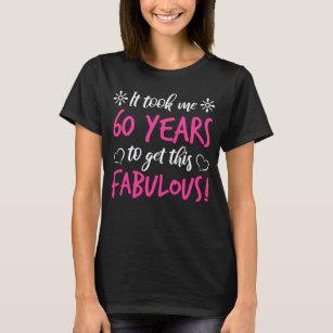 503f2d071 60 And Fabulous T-Shirts & Shirt Designs   Zazzle UK