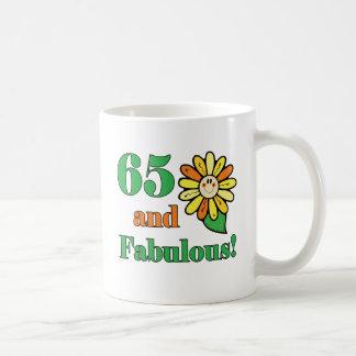 Fabulous 65th Birthday Gifts Mug