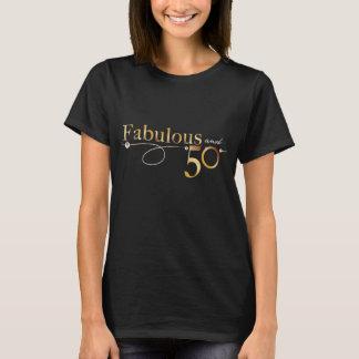 Fabulous and 50 | T-shirt