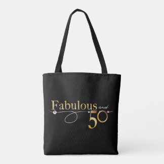 Fabulous and 50 | Tote